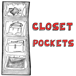 How to Make Closet Organizers with Plastic Bags