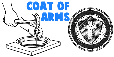 How to Make Tin Coat of Arms