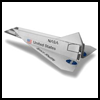 Space   Shuttle Paper Airplane Craft
