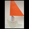 Egg   Carton Sailboats