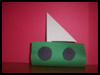 How   to Make a Sail Boat Craft with Your Toddler