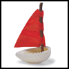 Seashell   Sailboat