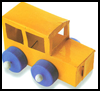 A   Marvelous Motor-Car for Kids to Make