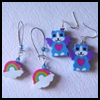 Eraser    Earrings Craft to Make