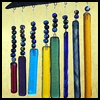 How   to Make Stained Glass Wind Chimes