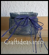 Glass   Jar Votive
