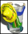 Mr   Tequila Shot Glasses