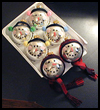 Glass   Ornament Snowmen