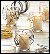 Make   Your Own Wire Wrapped Votives