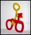 Pipe   Cleaner Bicycle