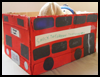 London   Bus Craft for Children
