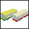 Bus Making Craft for Kids