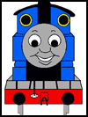 Thomas   the Tank Engine Paper Craft