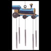 Train   Wind Chimes