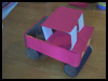 Toddler   Truck Craft