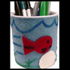 Seascape   Pencil Holder Craft to Make