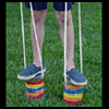 Kids   Can Stilts Arts and Crafts Project for Kids