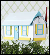 Miniature   House Mailbox Craft