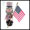 Uncle   Sam Decoration