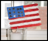 Flag   Craft for Memorial Day
