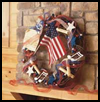 Musical   Tribute Wreath