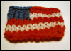 American   Flag Pin Patriotic Activity