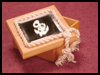 Sailor's   Embellished Jewelry Box