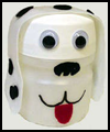 <strong>Dalmatian   Bank or Cookie   Jar</strong>