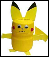 Pikachu   Canister