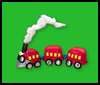 All   Aboard! Train Craft for Kids