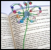 Butterfly   Bead Bookmark Making Directions