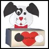 Dog   Box for Valentine's Cards