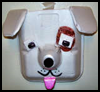 Styrofoam   Dog Craft