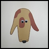 Handprint   Dog Craft