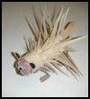Porcupine Craft for Kids
