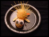 Clay   Porcupines Craft Activity for Kids