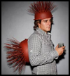 How   to Make a Porcupine Costume for Parents to Make