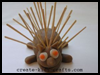The   Playdough Porcupine