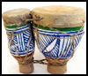 Children's   Craft: African Bongo Drums