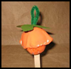 Mini   Pumpkin Maracas