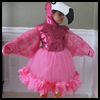 Flirty   Flamingo Costume