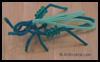 Pipe   Cleaner Bugs: Grasshopper Instructions