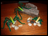 Crickets   are Good Omens Craft for Children