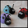 Egg   Carton Lady Bugs Craft for Children