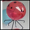 Ladybug   Balloon Crafts Project