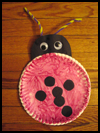 Ladybird   Beetle Craft for Preschoolers & Toddlers