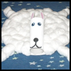 How   to Make a Cotton Ball Polar Bear