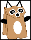Paper   Bag Puppets Craft for Toddlers & Preschoolers