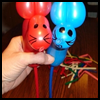 How   to Easily Create a Circus Balloon Mouse