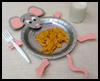 Mac   and Cheese Mouse